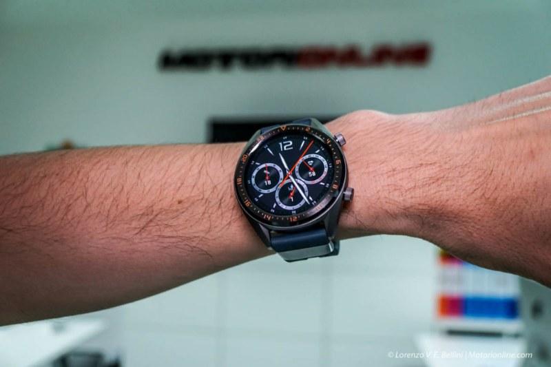 Recensione Huawei Watch GT